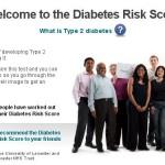 New Diabetes Risk Assessment Now Online