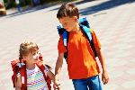 Walking And Stress Reactivity In Kids